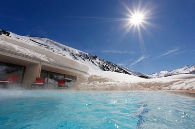 Hotel The Crystal - Obergurgl